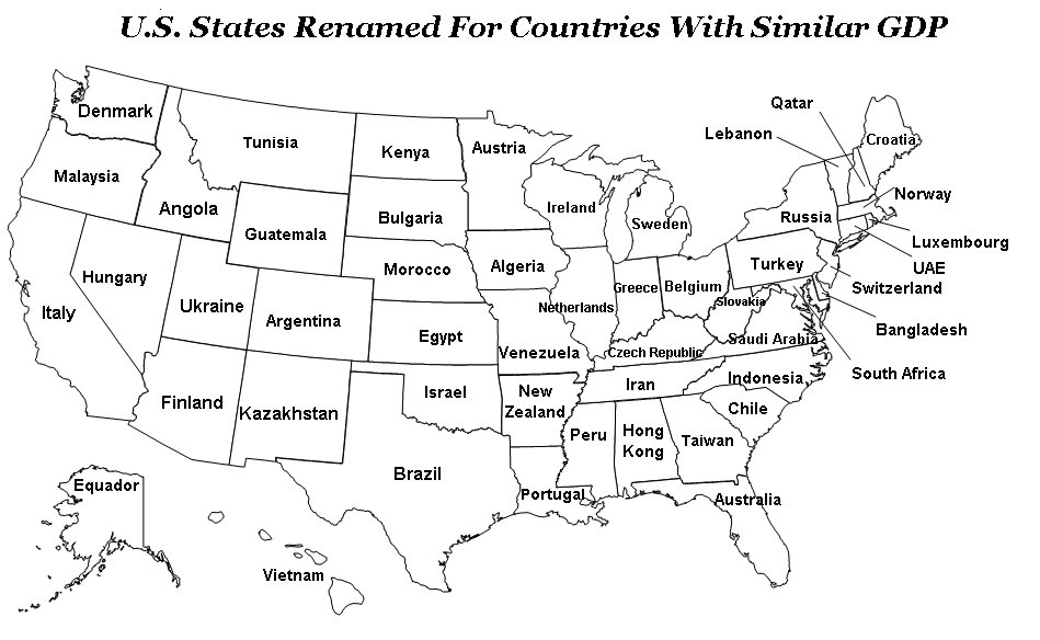 us map with states names